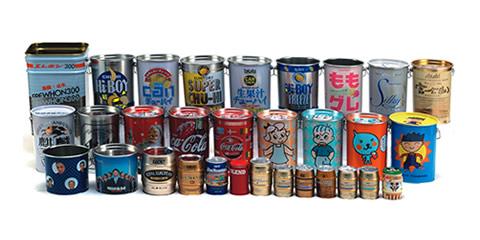 高機能・特殊・デザイン缶