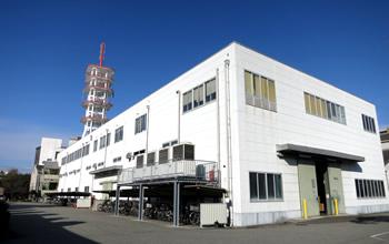 尼崎製罐株式会社 神崎工場 外観