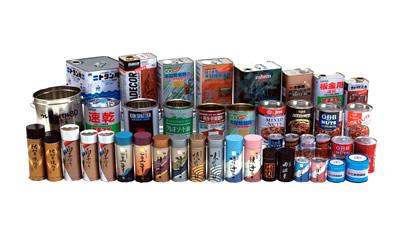 一般缶部門